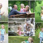 családi fotózások